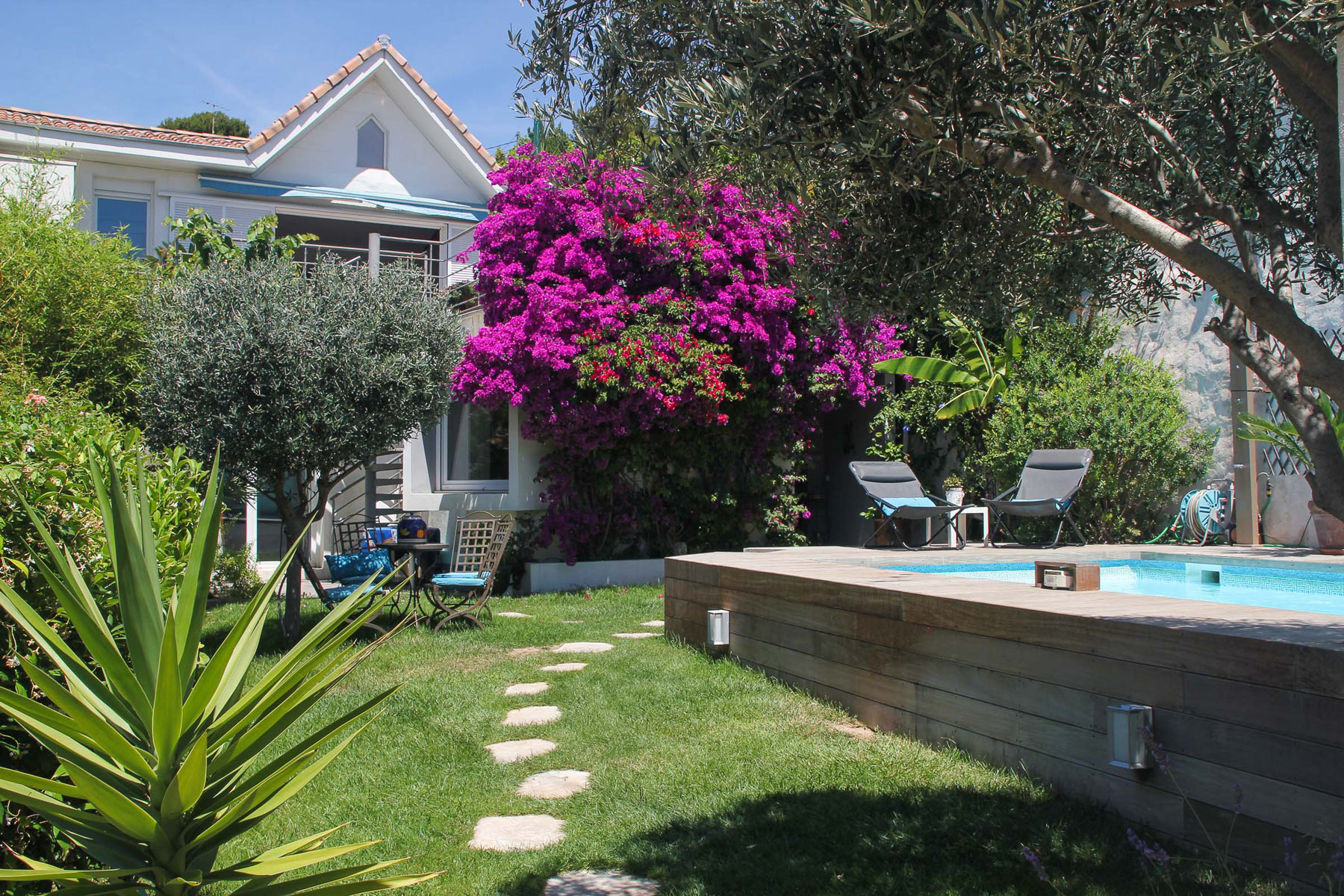 Habitation Bougainville Bed and breakfast in Marseille