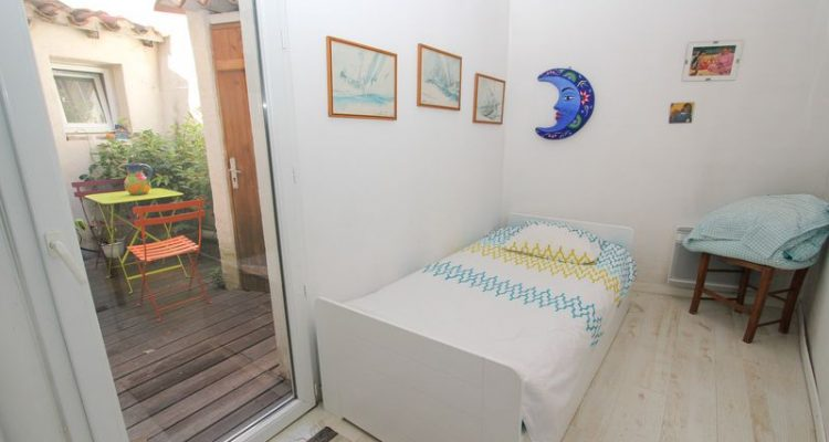 Room zapotille habitation bougainville chambre d 39 h tes for Chambre d hote marseille