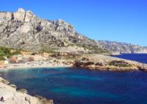 Calanque Marseilleveyre