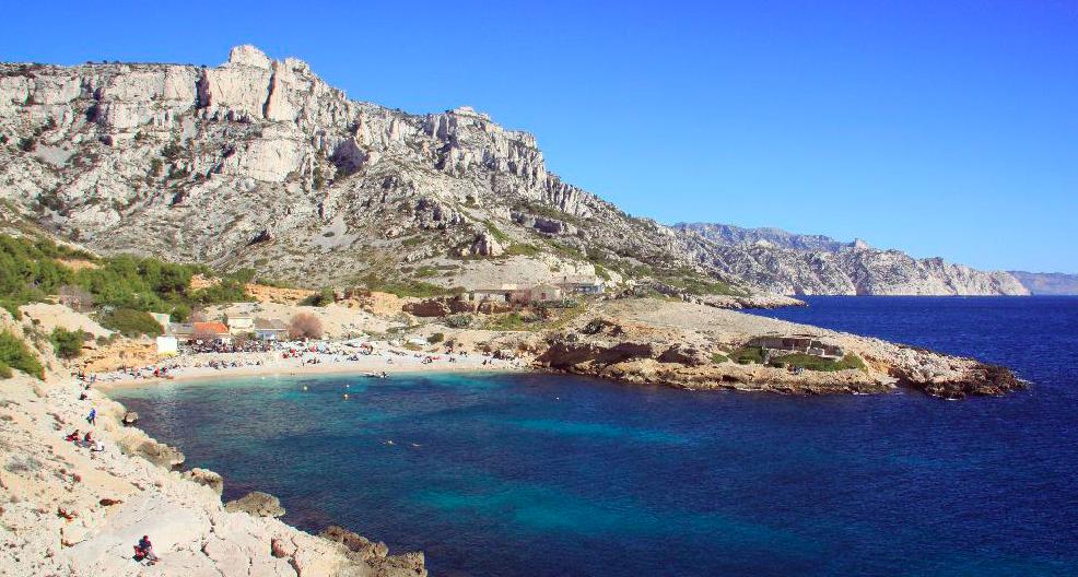 marseille balade hiver calanque Marseilleveyre